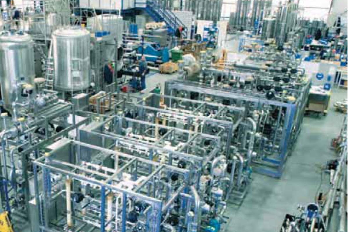 L'usine d'Aesch, vitrine du savoir-faire de BWT