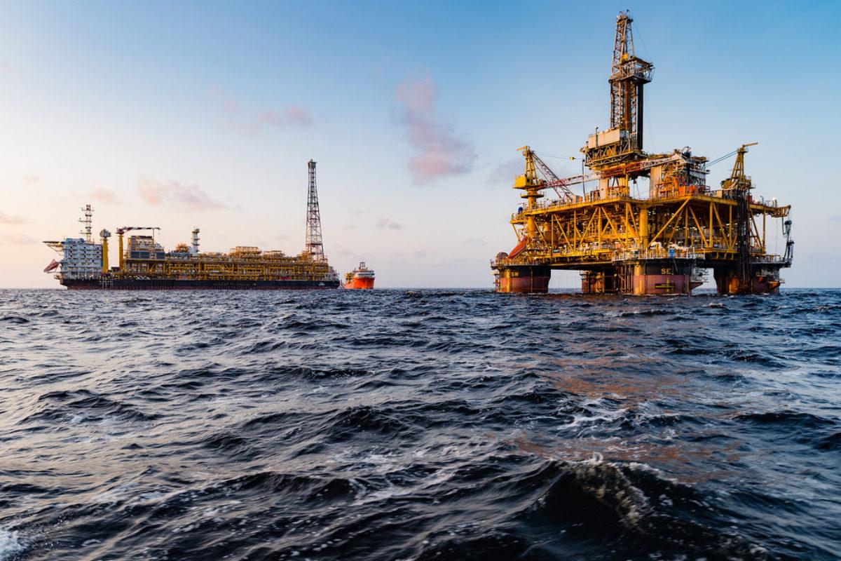 Total découvre un nouveau gisement de pétrole dans le Golfe du Mexique