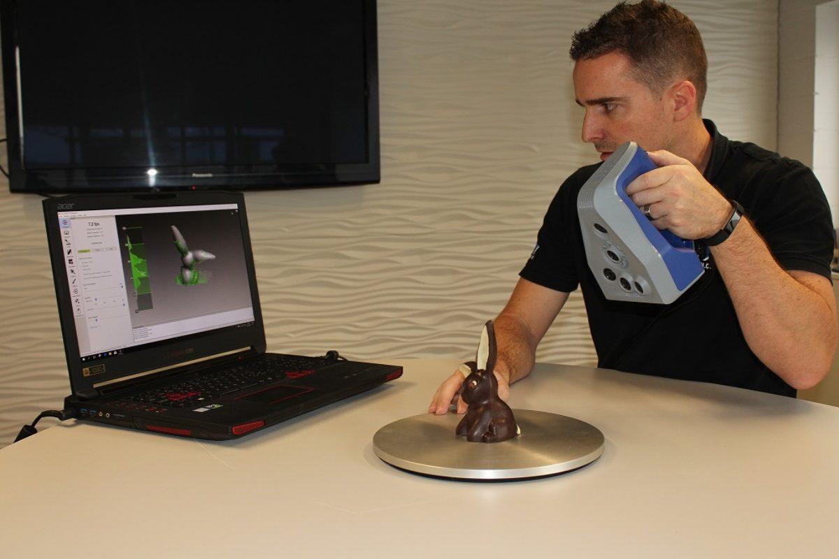 Conditionnement: des scanners 3D pour concevoir l'emballage d'objets complexes