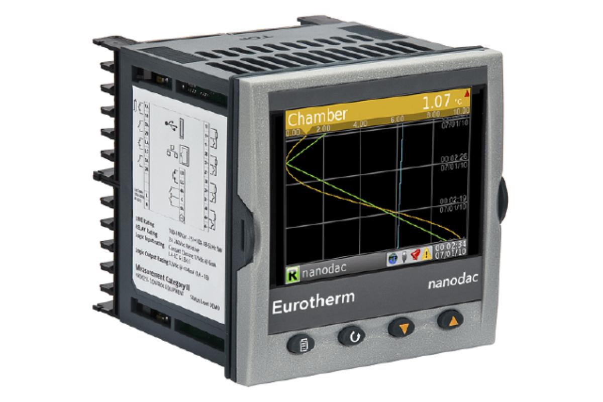 Ce nouveau régulateur enregistreur veille sur votre énergie et vos installations