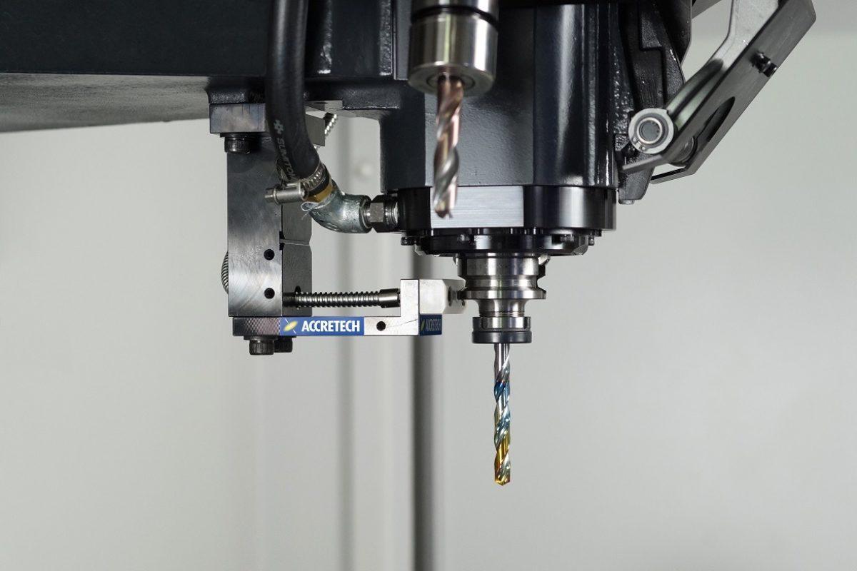 Accretech s'attaque aux faux-ronds des outils sur machine-outils