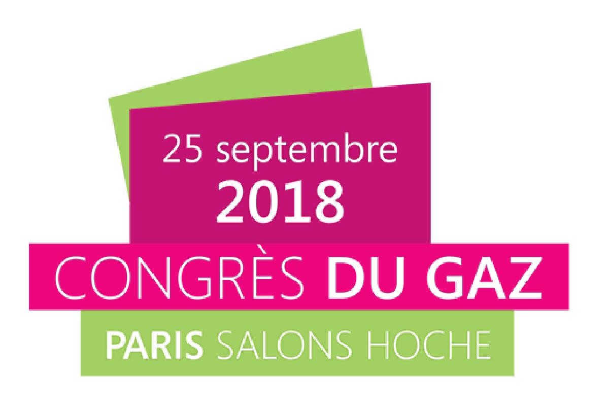 Le Congrès du gaz 2018