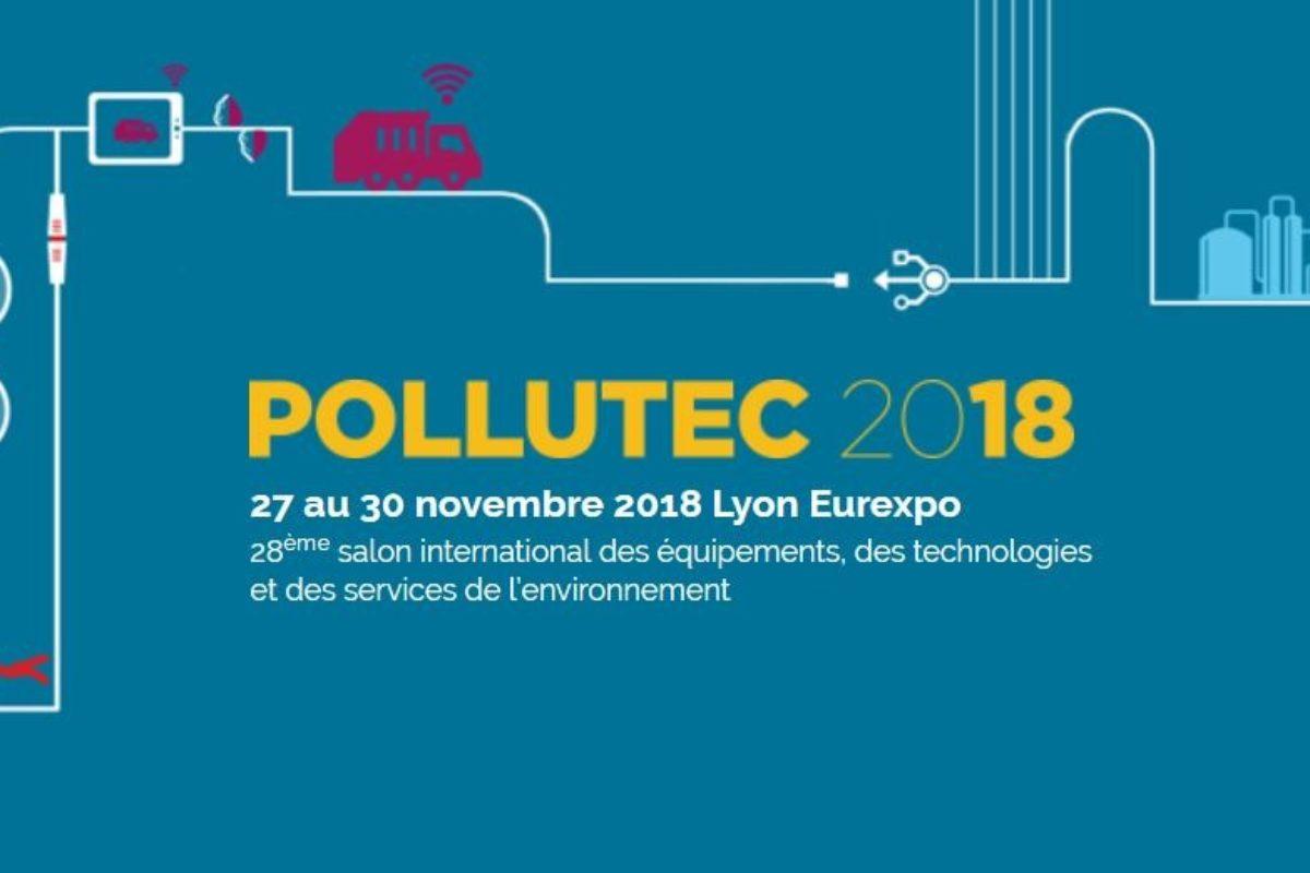 Pollutec : 40 ans d'innovations au service de l'environnement